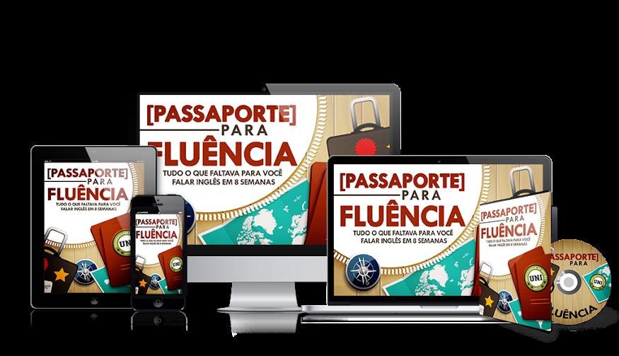 Falar Inglês Fluente Rápido - Passaporte para Fluência