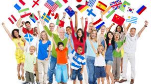 países do mundo que falam inglês
