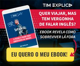 Inglês Fluente Online Ebook Tim