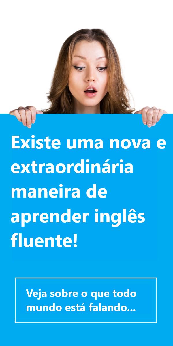 uma nova maneira de aprender ingles fluente online
